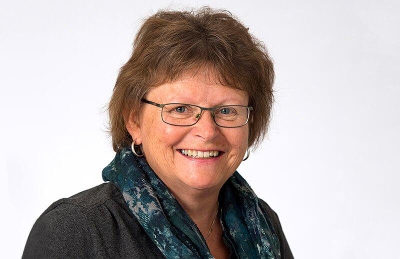 Bilde av regnskapsmedarbeider Hanne Lunde