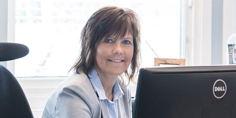 Bilde av partner og seniorkonsulent Unn Kjærran