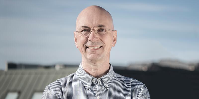 Bilde av partner og autorisert regnskapsfører Harald Jakobsen